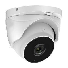 2 MP HD-TVI/AHD/CVI/CVBS Outdoor 131' IR Motorized Varifocal Turret Camera